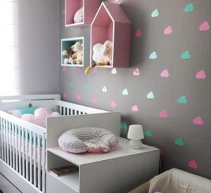 Adesivo para quarto infantil
