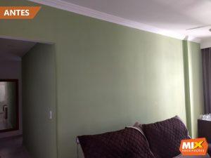 adesivação de parede
